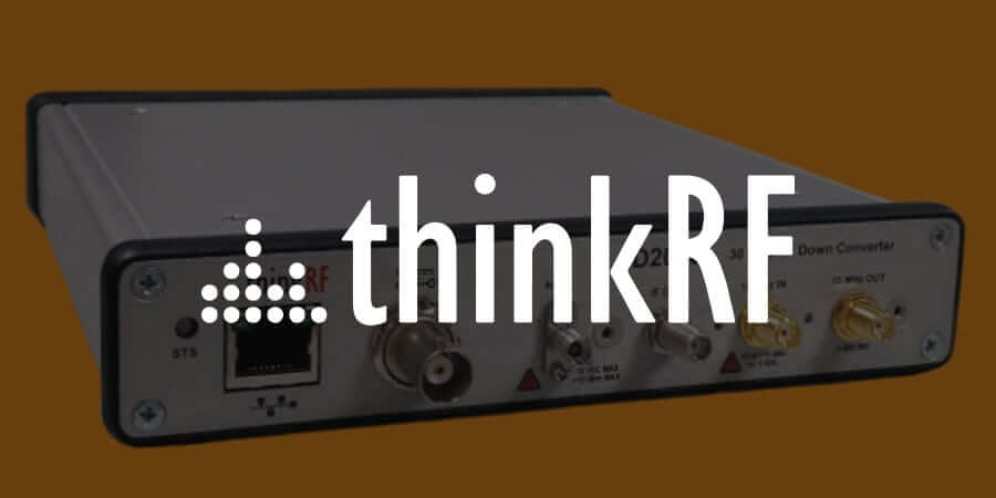 ThinkRF Announces Collaboration with VIAVI Solutions to Monitor Emerging  5G Wireless Spectrum