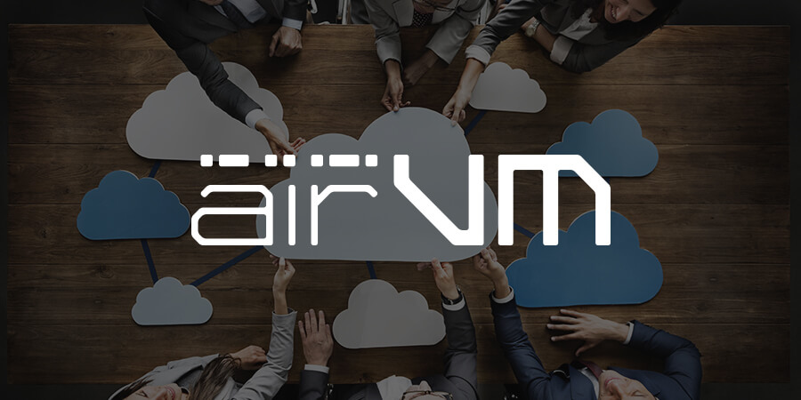 AirVM Enables Data Storage Options for SaaS Environments