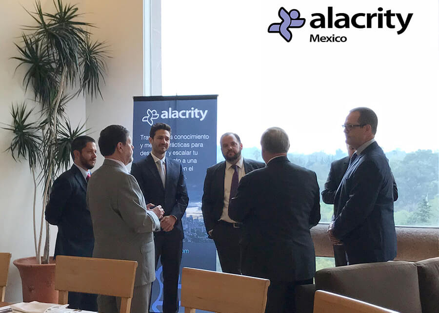 Alacrity México begins building global businesses