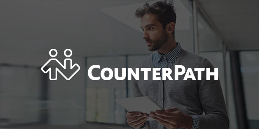CounterPath Announces Double-Digit Sales Growth