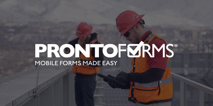 ProntoForms Develops Tighter Integration with Leading Business Platforms