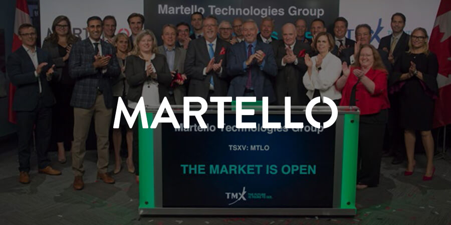 Martello Growth Accelerates Following IPO, Next Acquisition