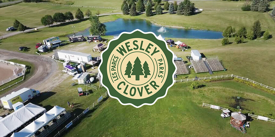 Wesley Clover Parks Jumping from One Season to the Next