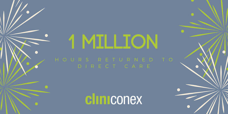 Cliniconex Platform Saves Extremely Valuable Time