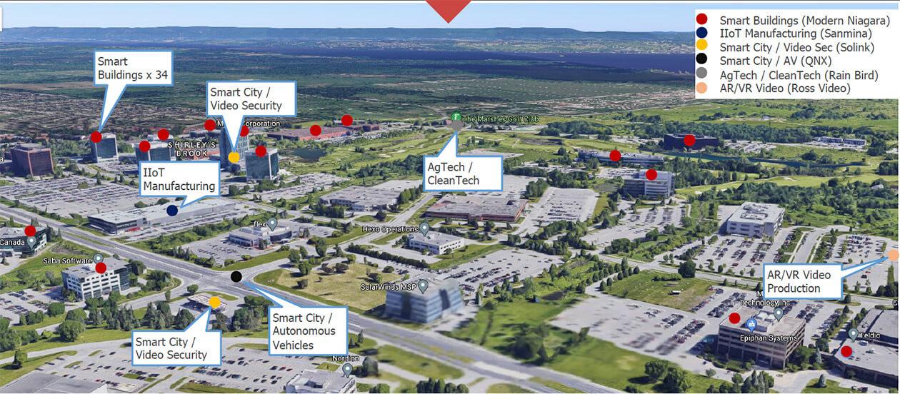 New Partnership Cements Kanata North as the Center of a Key New '5g Innovation Zone'